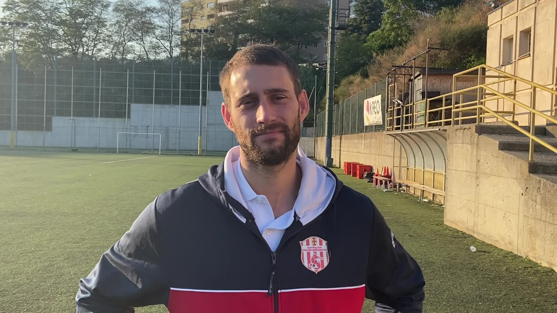 Soccer Borghetto, Matteo Di Lorenzo commenta l'entusiasmante vittoria ottenuta contro il Legino al Ruffinengo