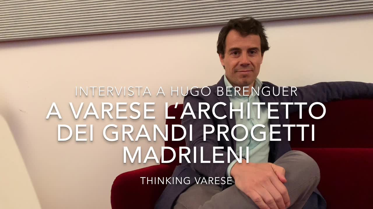 Video: Thinking Varese: intervista a Hugo Berenguer