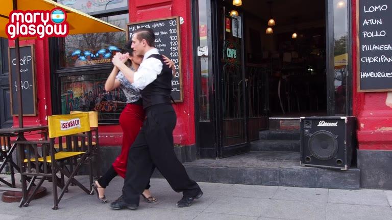 La historia del tango