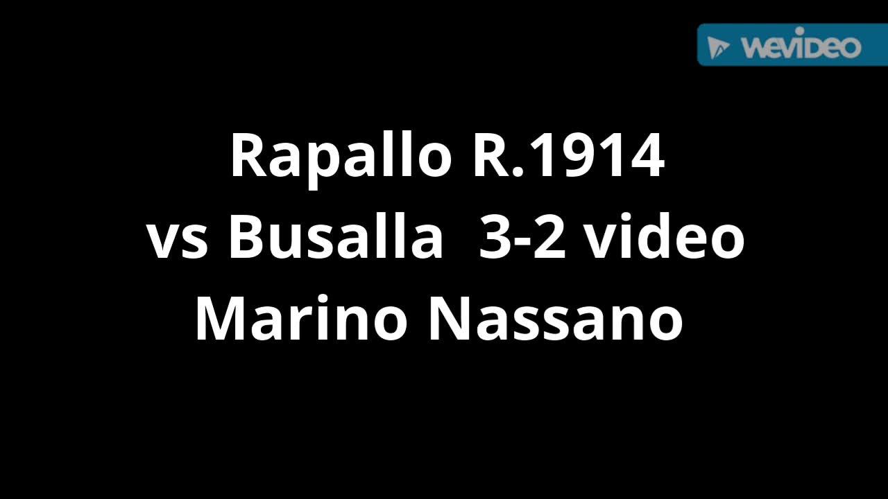 Eccellenza, Rapallo-Busalla: la sintesi
