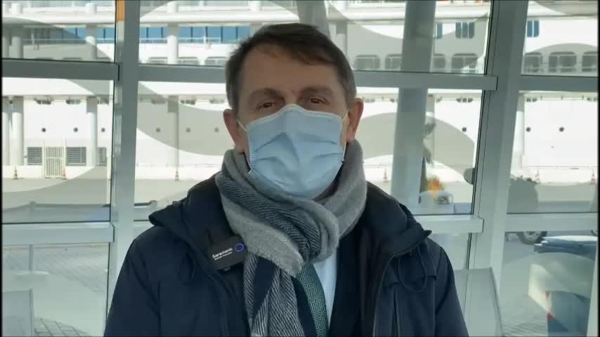 Al PalaCrociere di Savona fino a 600 vaccinazioni al giorno