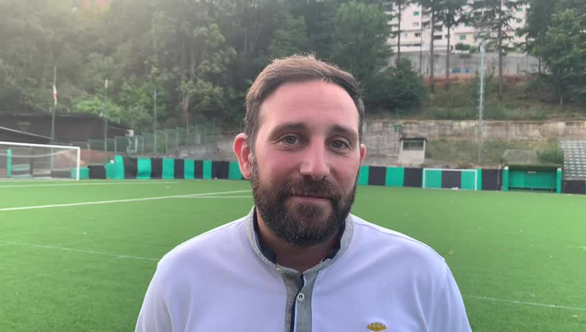 Angelo Baiardo, nuova stagione al via con le parole del dirigente Roberto Malinconico