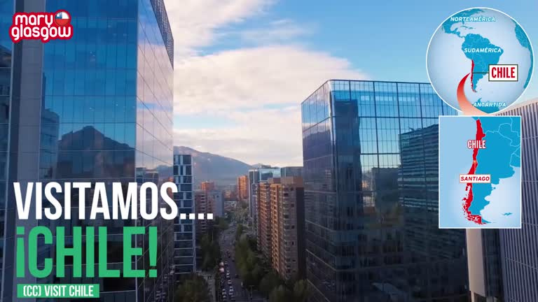 Visitamos Chile