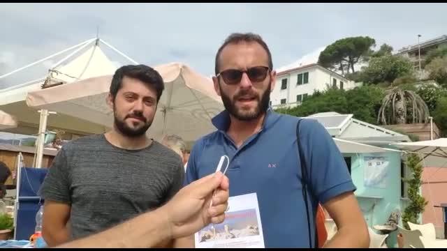 Albisola, al via #inspiaggiasenzafiltri, l'iniziativa per ripulire le spiagge dai mozziconi di sigaretta