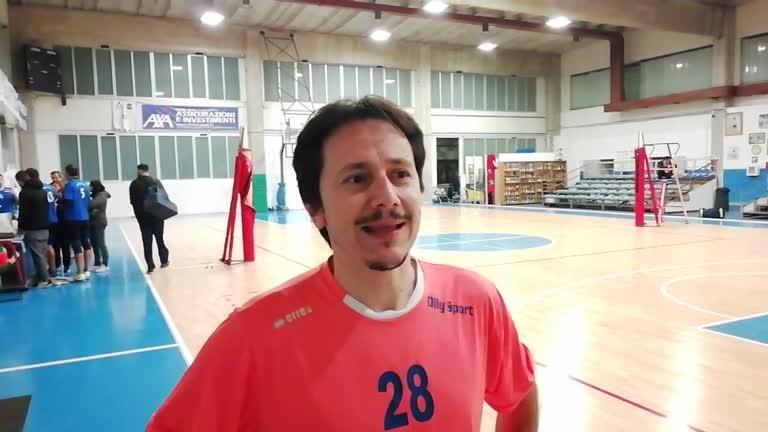 Maremola Volley, parola al presidente Luca Robutti