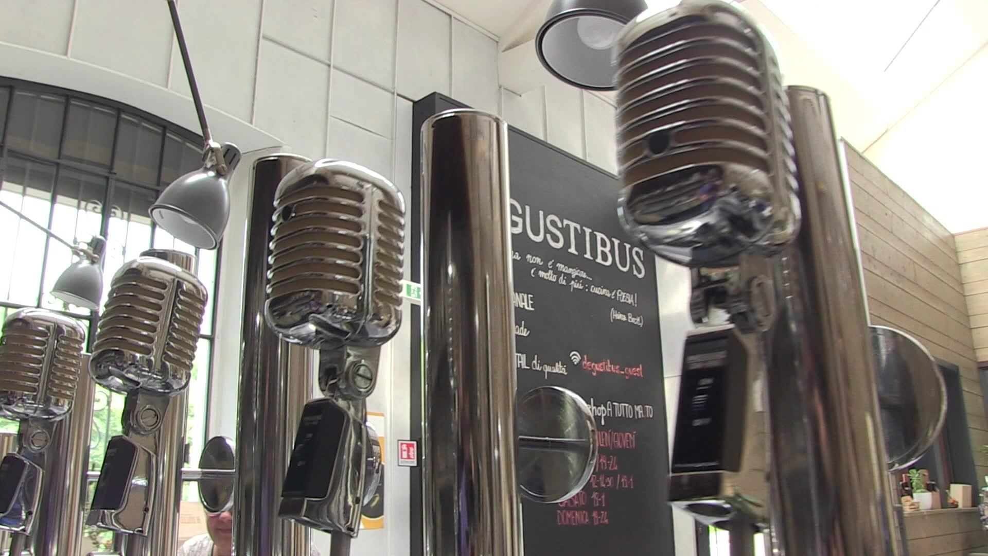 Video: Ristorante Degustibus, dove la birra è a Km0