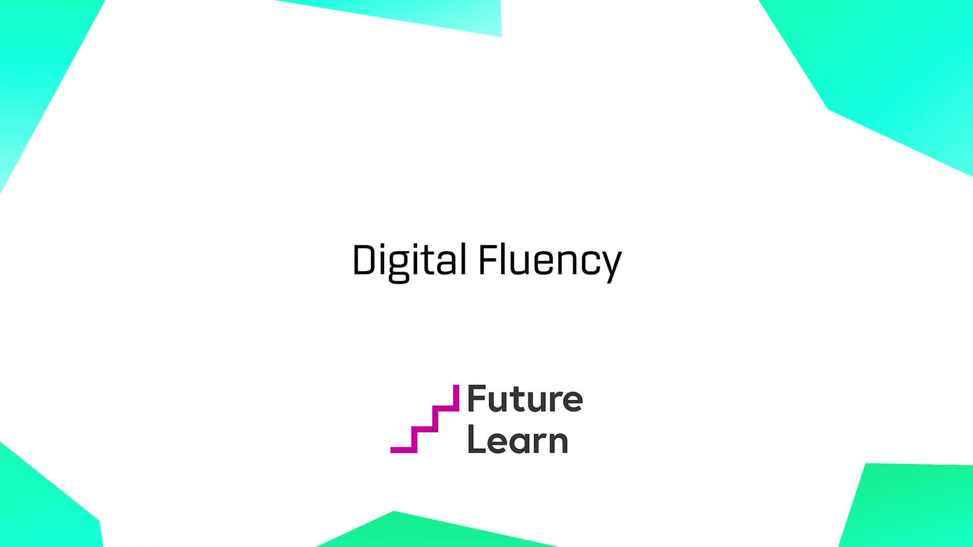 Digital fluency and digital skills across the curriculum