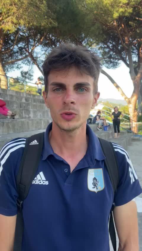Entella Under 16, Luca Laudisi commenta la partecipazione alla Coppa Primavera