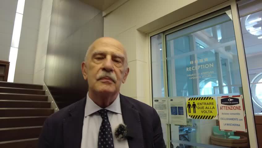 """Loano, il presidente Istat: """"Ripartenza? Segnali incoraggianti, ma bisogna crederci"""""""
