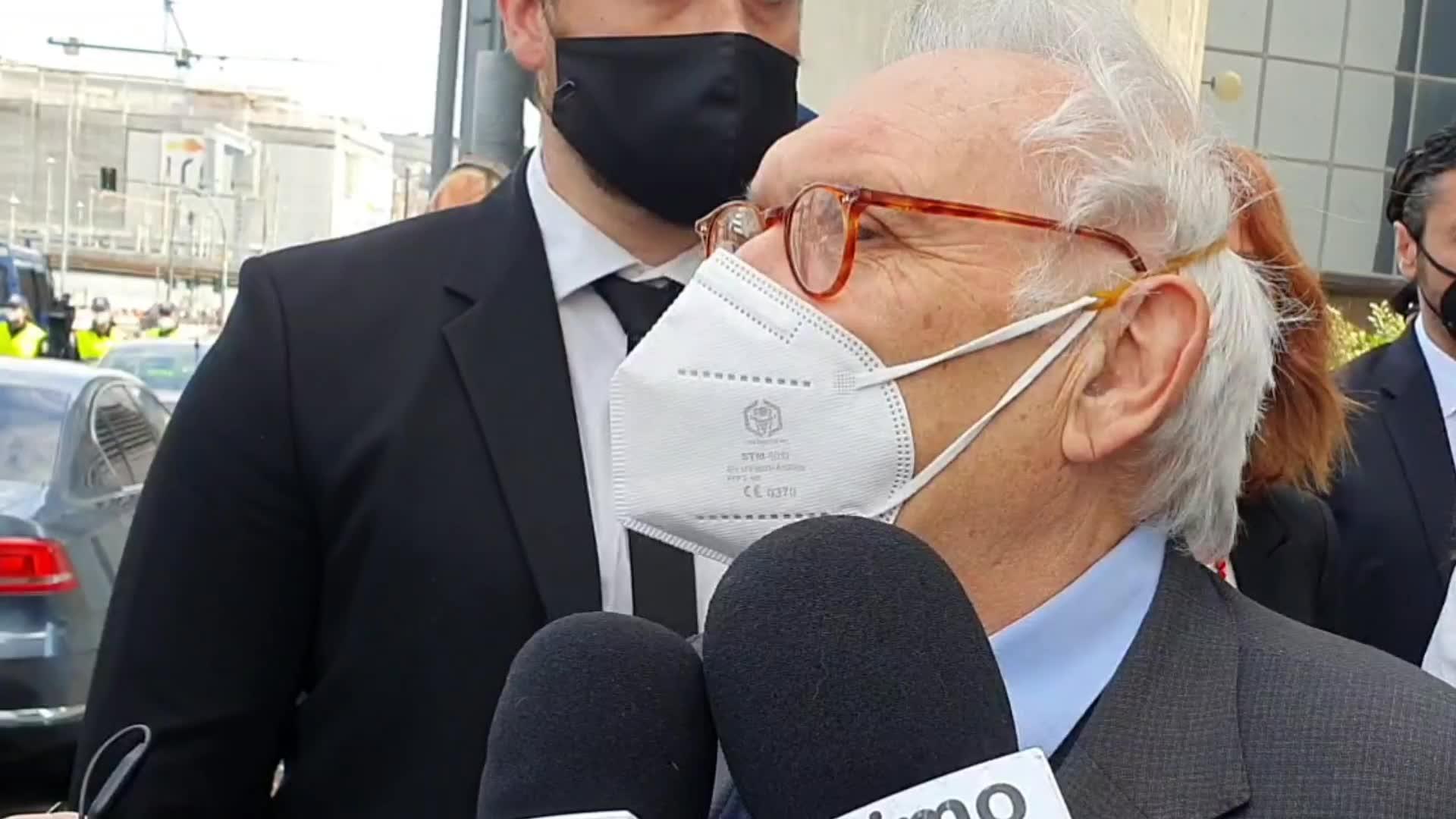 """Scuola, il ministro Bianchi a Genova: """"Da settembre tutti in classe, ripartiremo in sicurezza"""""""