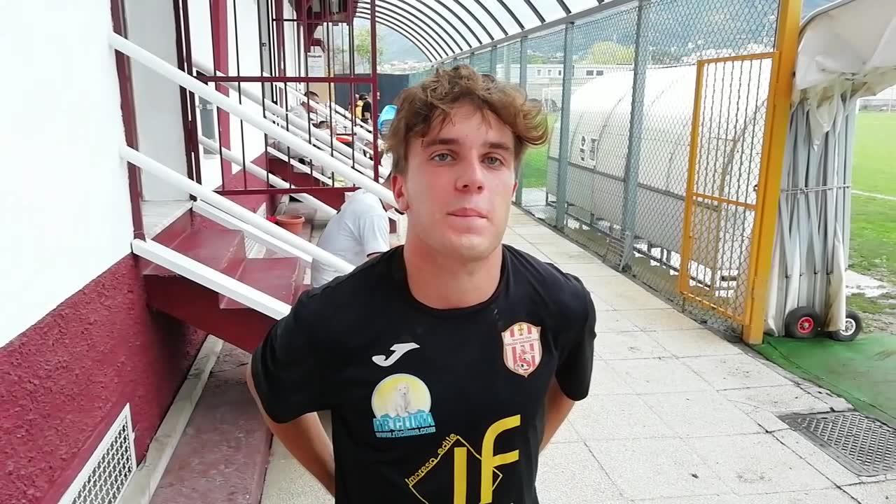 Soccer Borghetto: le parole di Simone Staltari, autore del gol vittoria