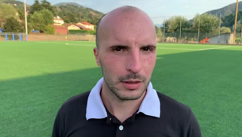"""Rapallo Rivarolese, bicchiere mezzo vuoto per Arturo Ymeri: """"Avremmo meritato di vincere"""""""