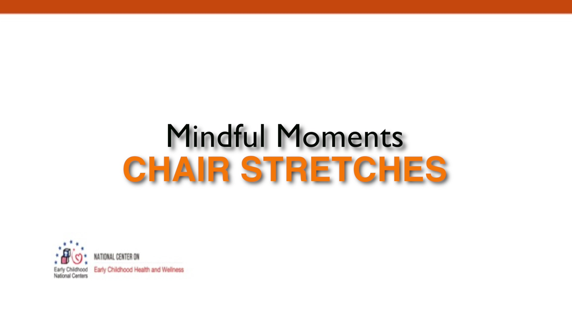All Chair Stretches