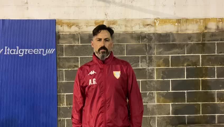 Albenga-Varazze: il commento di mister Alessandro Grandoni