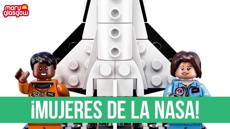 ¡Mujeres de la NASA!