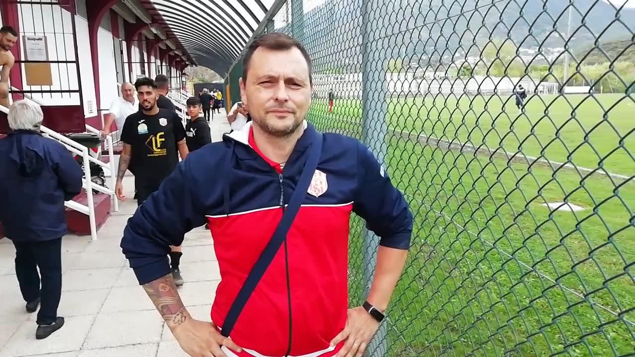 Soccer Borghetto vittorioso: il commento di Davide Brignoli