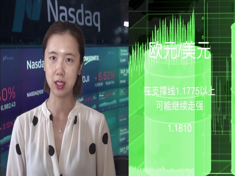 TradingCentral财经电视2021年07月22日