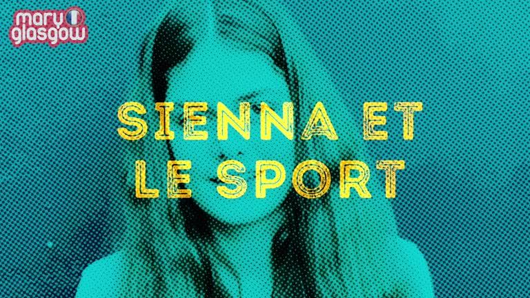 Sienna et le sport screenshot