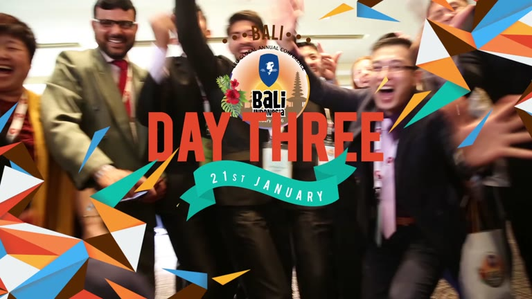 LEO Bali Global Annual Conference Day 3 2016