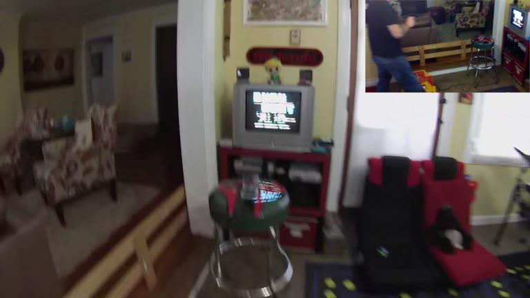 Nintendo Entertainment System - Duck Hunt - NTSC - Clay Shooting (Minimum Distance) - Points - 2,518,000 - Robert Copley