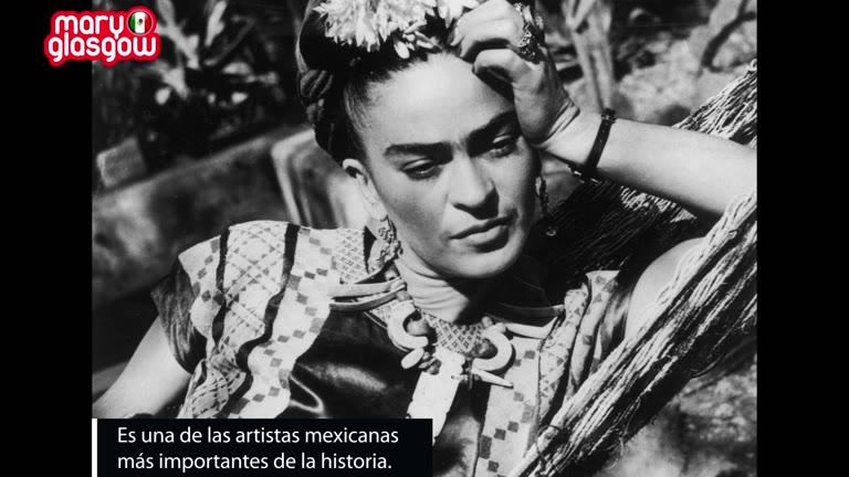 ¿Quién es Frida Kahlo? screenshot