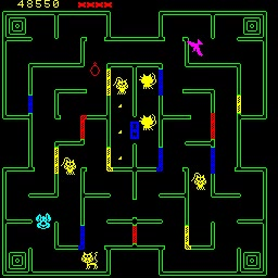M.A.M.E. - Mouse Trap [Revision 5] - Points - 259,750 - Terence Wong