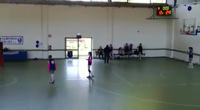 Video: Valbossa Volley, il punto decisivo