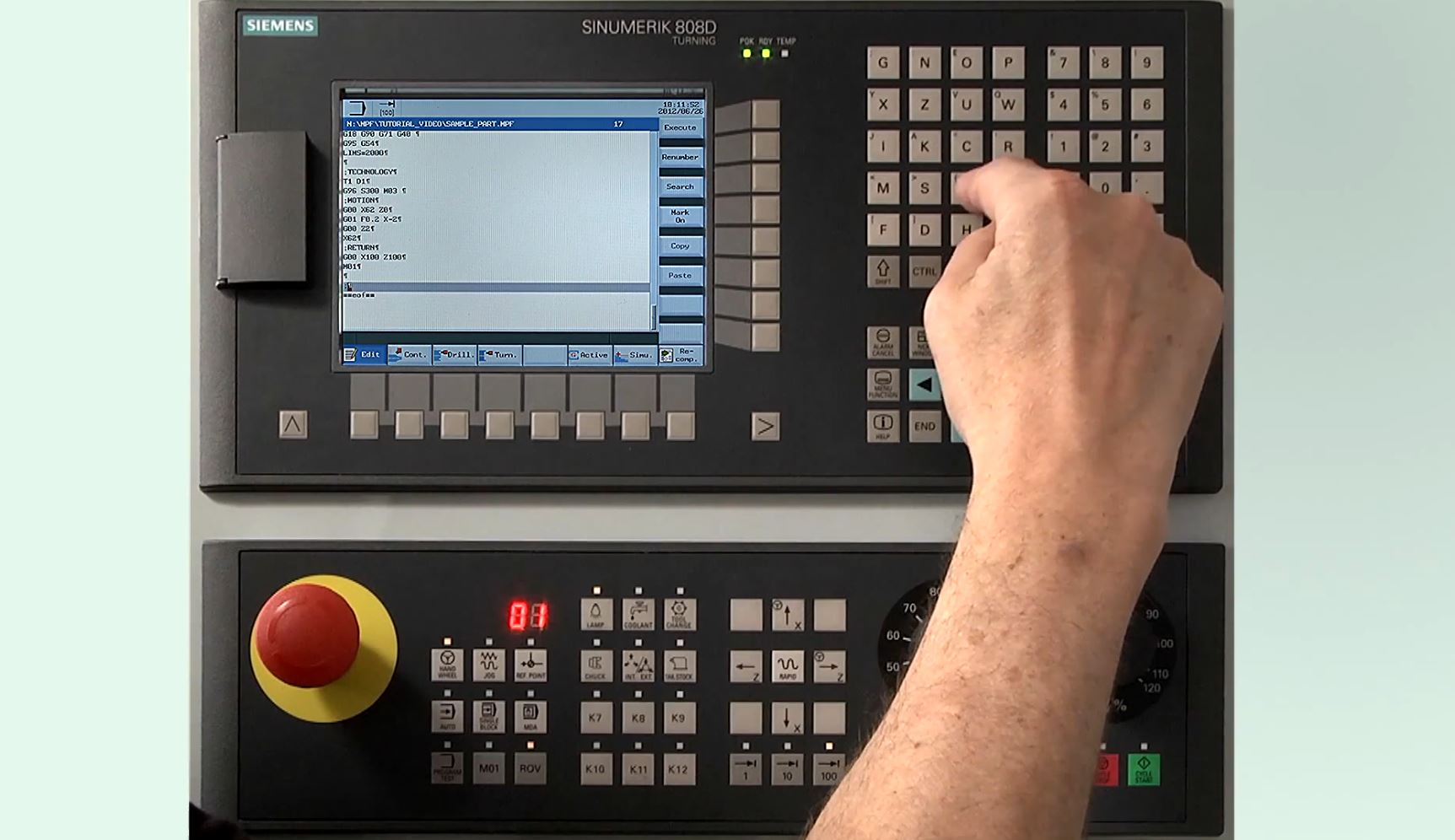 VIDEO: What You Need to Know About SINUMERIK CNC Controls