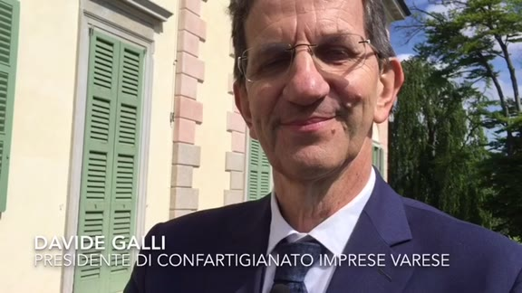 Video: La rielezione di Davide Galli