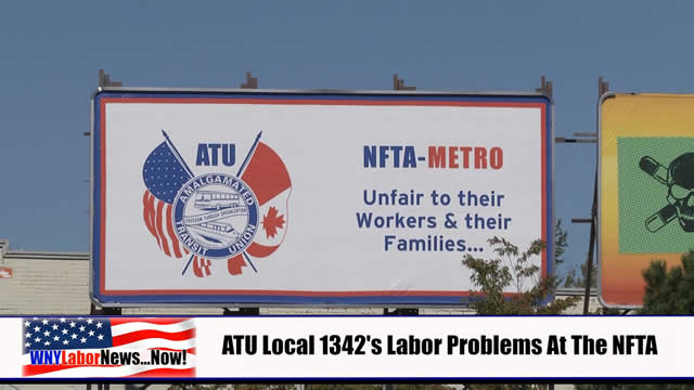 Western New York Labor News� NOW! - (October 2013 Edition) - Segment I