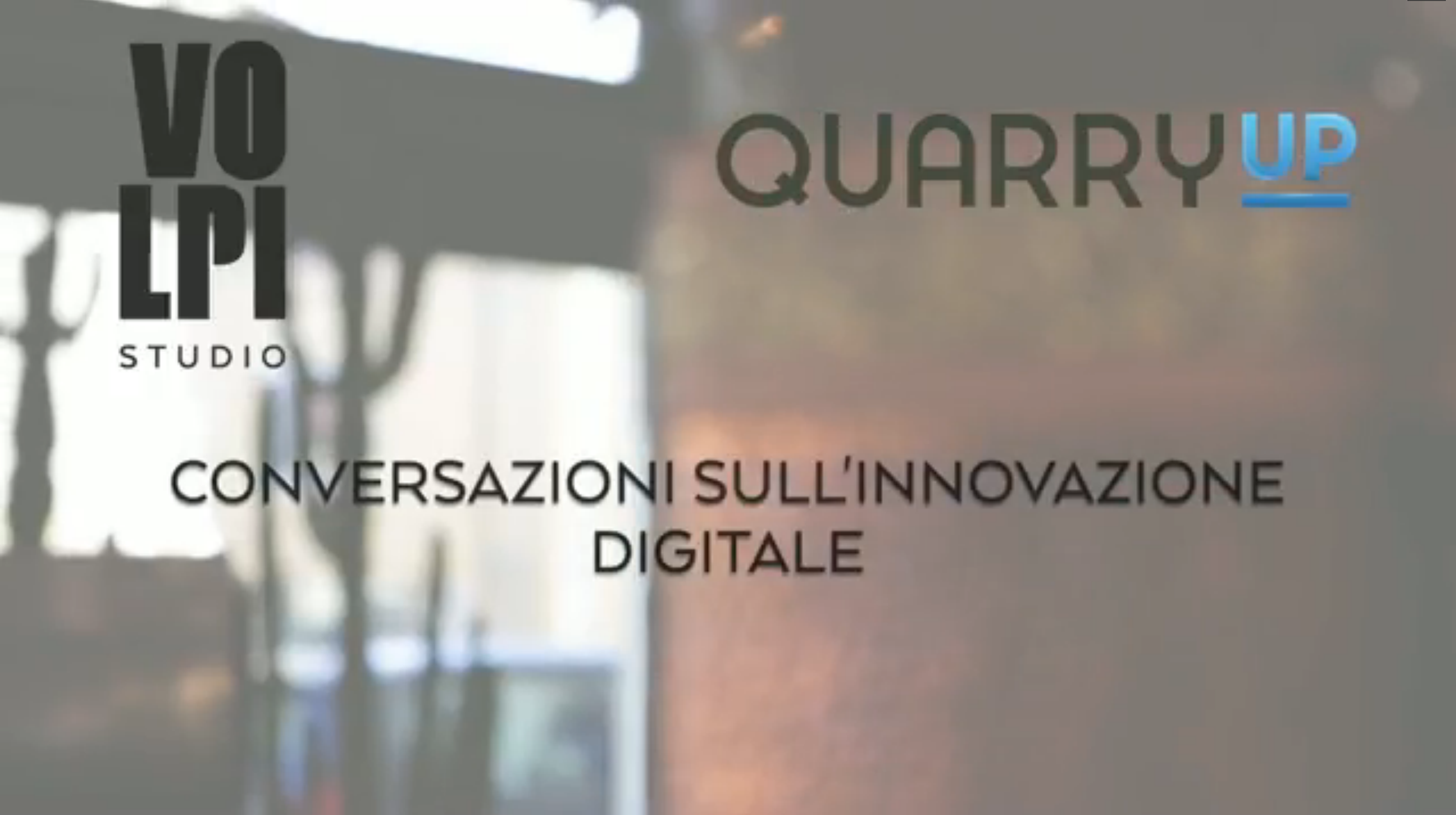 Video: Quarry Up, conversazioni sul digitale