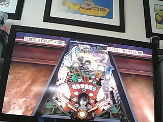 PlayStation 4 - The Pinball Arcade - [Elvira and the Party Monsters] - Points - 203,603,780 - Marc Cohen