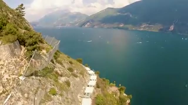 Video: Garda by Bike, apre la pista ciclabile più bella del mondo