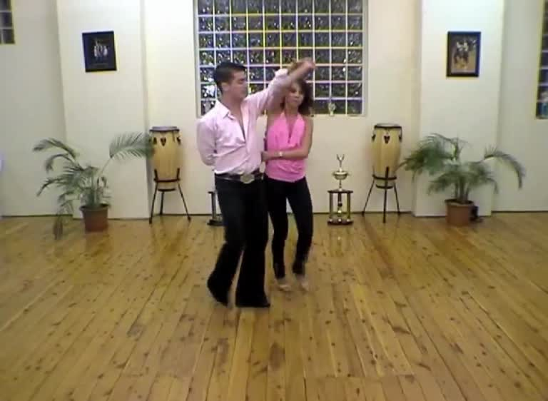 S38 Salsa pattern from the vault with Oliver & Luda