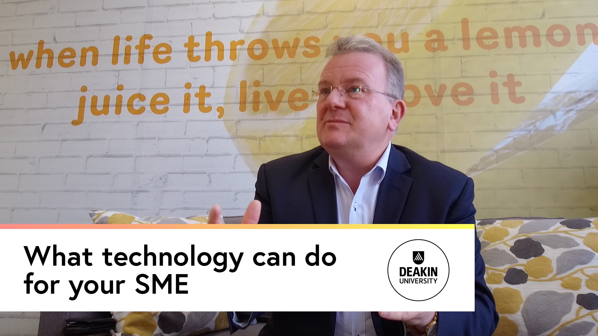 What technology can do for your SME