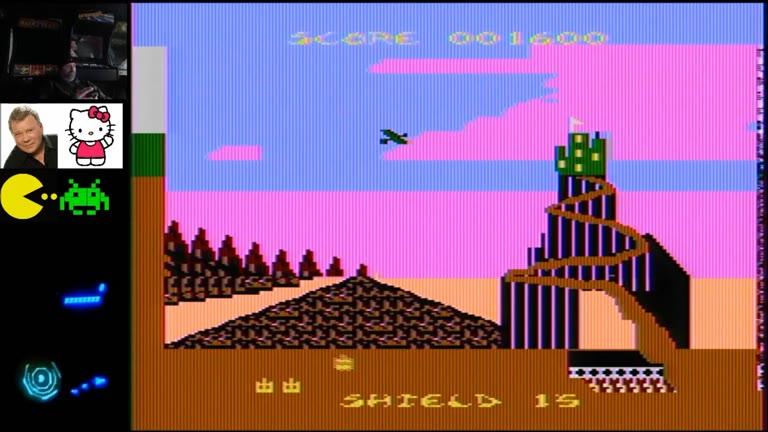 Atari 5200 - Satan's Hollow - Default Settings - 73,200 - Rob Maerz