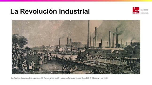 Mejoras tecnológicas e industria
