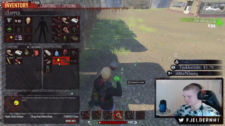 PC - H1Z1 - King of the Kill [Most Kills - All Weapons - Solo] - 30 - Markus Fjeld