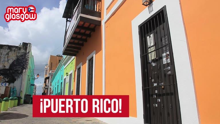 Puerto Rico: datos y huracán María screenshot