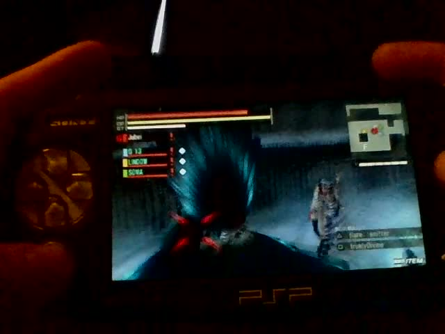 PlayStation Portable - Gods Eater Burst - Difficulty 5 - Sweet Home - Fastest time - 01:35.0 - Brandon Finton