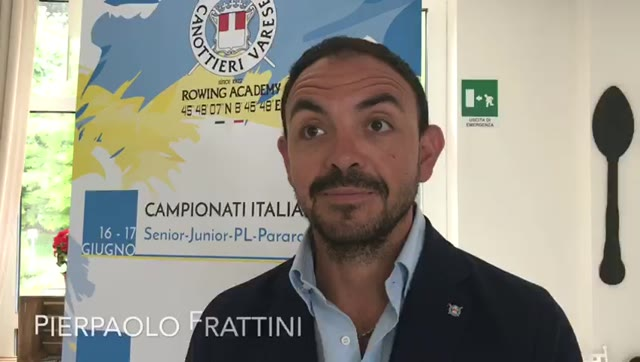 Video: Pierpaolo Frattini – Campionati Italiani Assoluti 2018
