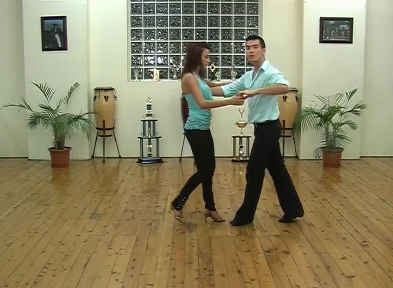 M16 Basic moves review combo 2 for men with breakdown and to music