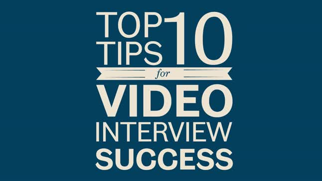 Top video interviews