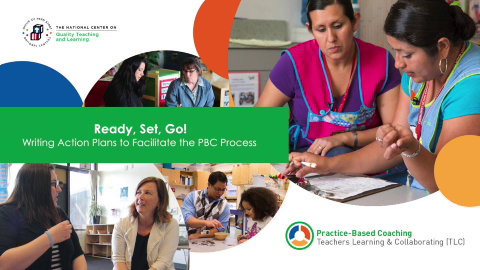 Ready, Set, Go: Writing Action Plans to Facilitate the PBC Process