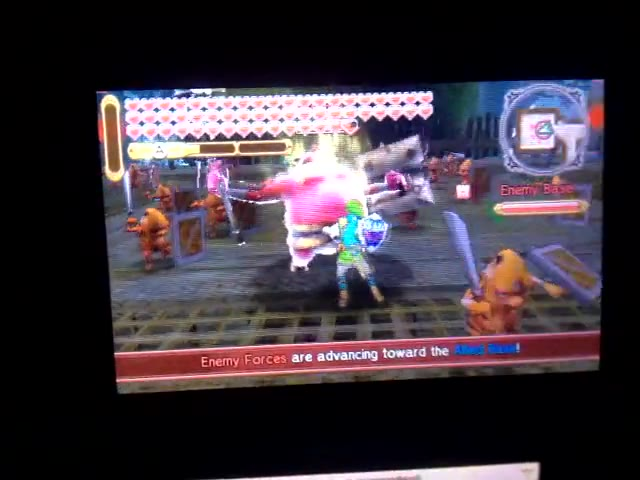 Nintendo 3DS - Hyrule Warriors Legends - Adventure Mode - Adventure Map - B11 - Defeat the Commanders of Two Armies! LV.1 [Clear Time] - 01:34.0 - Rodrigo Lopes