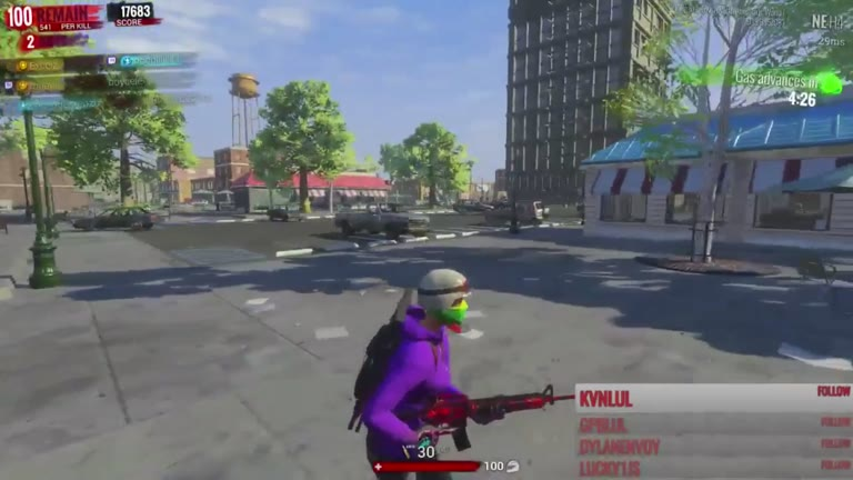 PC - H1Z1 - King of the Kill [Most Kills - All Weapons - Solo] - 21 - Dade Lesch