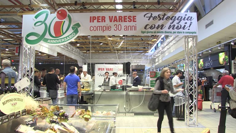 "Video: Gli chef de ""Il Gestore"" ospiti all'Iper"