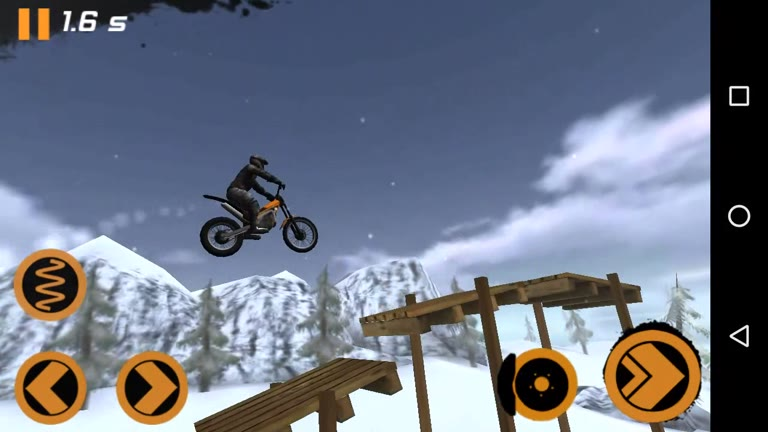 Android - Trial Xtreme 2: Winter Edition - Level 22 [Time] - 01:34.3 - Andrew Mee