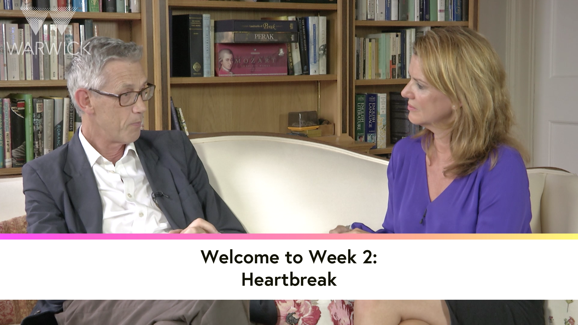 Welcome to Week 2: Heartbreak