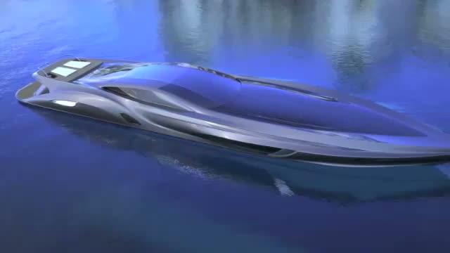 Strand Craft Superyacht Concept